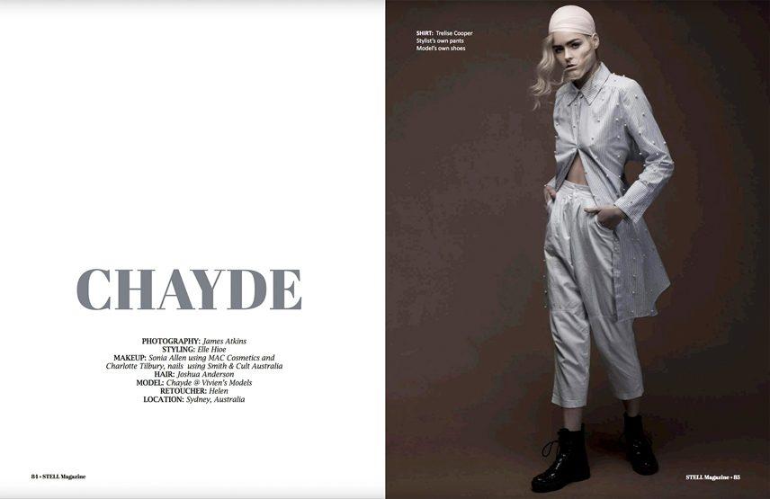 Chayde Nettle portfolio image