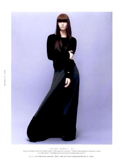 Chloe Hurst portfolio image