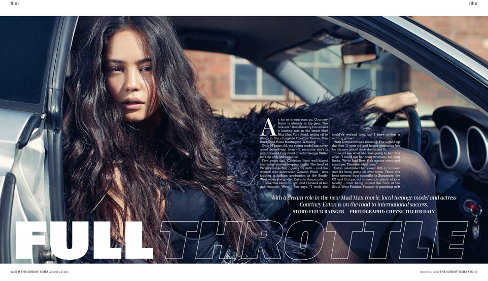 Courtney Eaton portfolio image