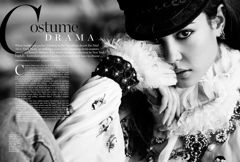 Courtney Eaton portfolio image