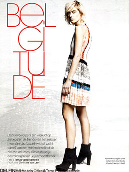Delfine Bafort portfolio image