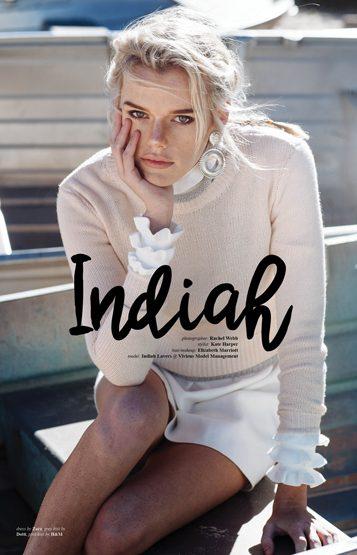 Indiah portfolio image