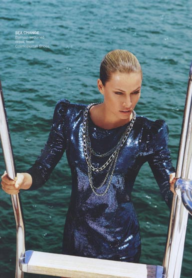 Kristy Hinze portfolio image