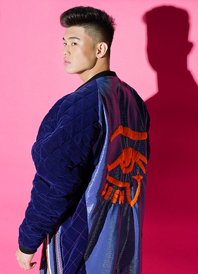 Bowen Wang portfolio image