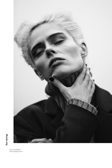 Coco Rocha portfolio image