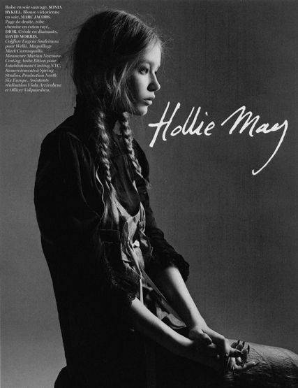 Hollie May Saker portfolio image