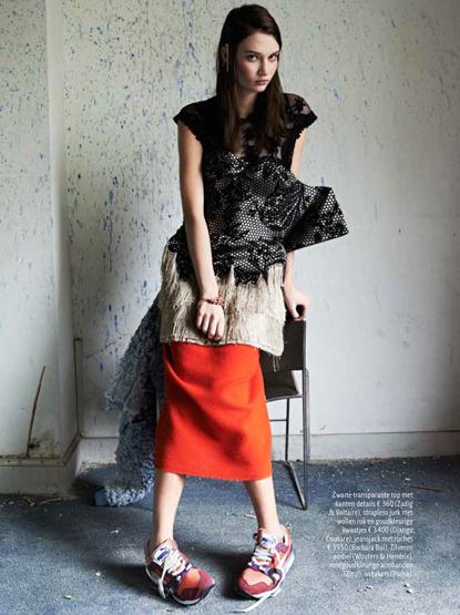 Lieke Van Houten portfolio image